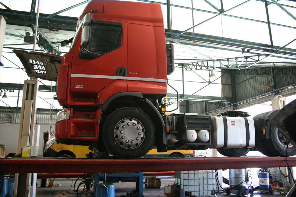 Renault Trucks en Vizcaya - Servicio de taller
